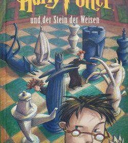 Joanne K. Rowling – Harry Potter und der Stein der Weisen