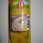 Geflügel Leberwurst im Test