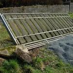 Sturm in Blasbach und das Tote Gartentor