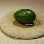Meine erste Avocado