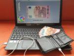 USB Geldbeutel
