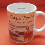 3 Tassen aus Kapstadt