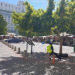 13. Tag in Kapstadt – Green Market