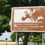 126 km gefahren und in die DDR gestürmt