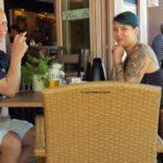 Kaffee und Bierchen in Rostock