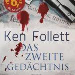 Ken Follett – Das zweite Gedächtnis