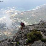 Auf dem Tafelberg am 3. Tag in Kapstadt
