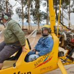 12. Tag in Kapstadt – Flug mit dem Gyrocopter