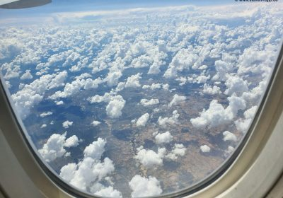 Wolken Afrika