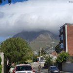 Tafelberg in Wolken 1