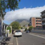 Tafelberg in Wolken 2