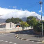 Tafelberg in Wolken 3