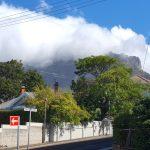 11. Tag in Kapstadt – Tafelberg in Wolken