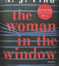 A. J. Finn - The Woman in the Window