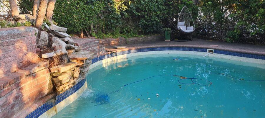 Pool in Kapstadt
