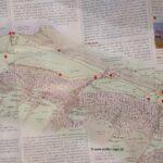 Wanderweg Tafelberg Karte