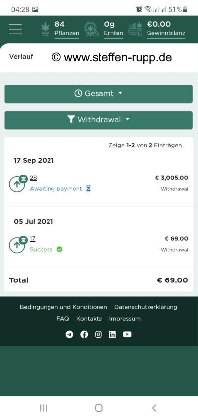 Juicyfields 3000 Euro Auszahlung 6